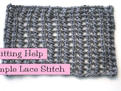 Fancy Stitch Combo - Lace Stitch