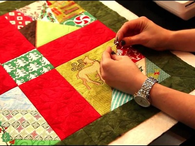 Finishing A Quilt Part 2- Adding Batting and Backing