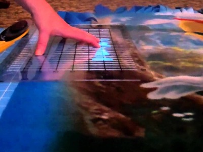 Fringe Cut Ruler & Fleece Blankets
