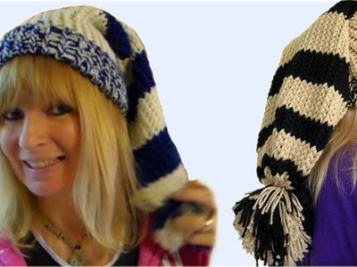 How To Loom A Hat For Beginners