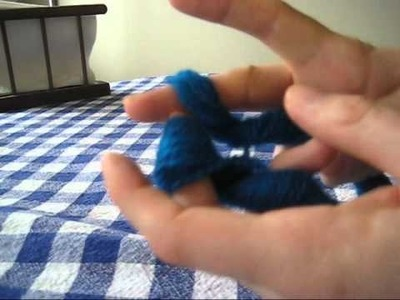How to Make a Hank of Yarn