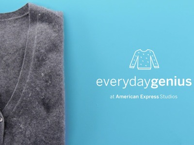 How to Remove Sweater Fuzz with a Razor | Everyday Genius with Kari Byron