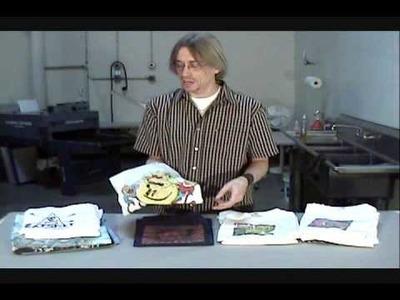 How To Screen Print: Inkjet Heat Transfers Vs. Screen Printing