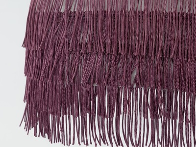 How to Sew on Fringe