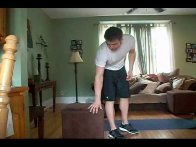 Jumper's Knee Exercises (Patellar Tendonitis) - www.jumpupdunkdown.com