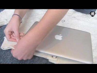 Laptop Sweater: Threadbanger Contest Entry