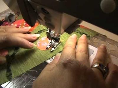 Pat Sloan's Blanket Stitch Applique for Aurifil Thread