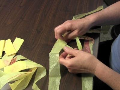 Plastic Bag Yarn (Plarn) - How-To Tutorial