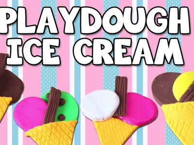 Play Doh | How To Make Play Doh Ice Cream