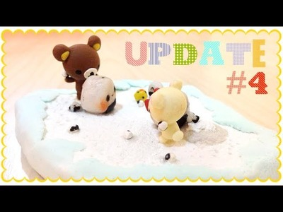 Polymer Clay & Resin Update #4 | Amateur's Figurine