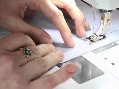 Sewing: The Flat Felled Seam