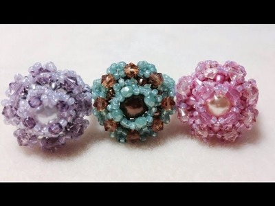 (Tutorial) Flower Crown Ring PART 1 (Video 56)