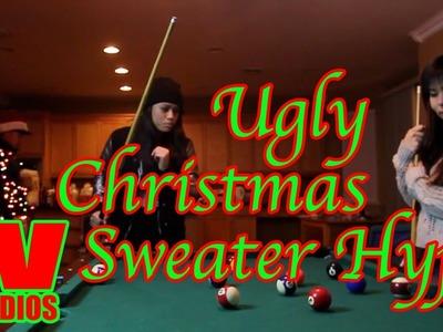 Ugly Christmas Sweater Hype