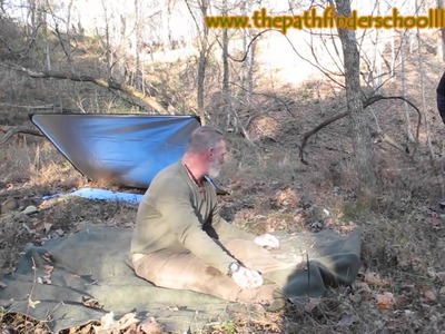 Wrapping the Wool Blanket, An Exerpt from Training the WV Wilderness EMS