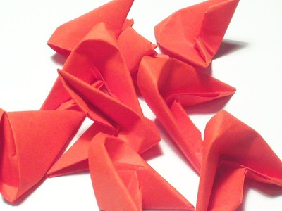 3D origami for beginners (remake)