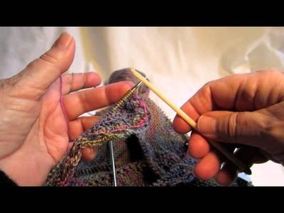 Crochet Picot Bind Off