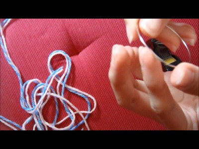 ❤ DIY - Easy & Simple on How To Make Dreamcatcher Earring ( Part 1 ) ❤