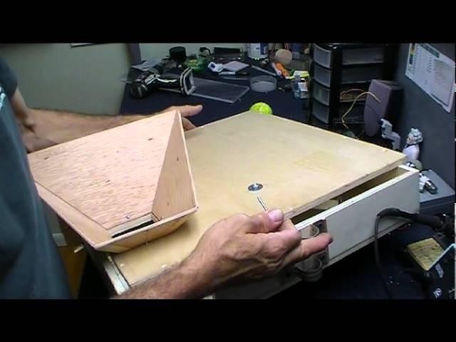 Fetch-O-Matic DIY Ball Launcher