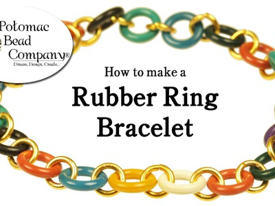 How to Make a Rubber Ring Bracelet