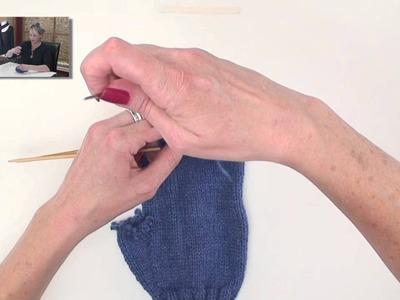 Knitting Help - Kitchener Stitch
