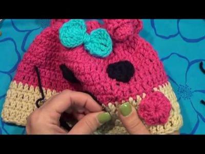 Lalaloopsy Crochet Tutorial Pt 3