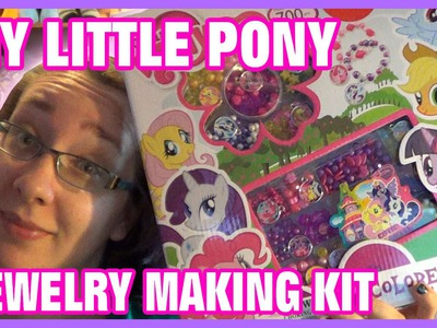 My Little Pony: Colored Beads Jewelry Making Set