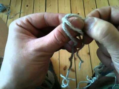 Needle Binding Part 02 of 02