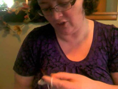 Remembering Dad and Crocheting with One Hand