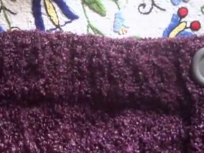 Rock Stricken*Tutorial Handarbeit*Wolle*Knitting