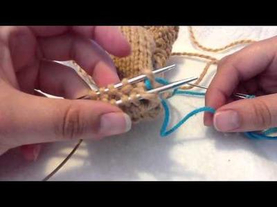 AllFreeKnitting Cobblestone Road Socks Knit-Along: Week 4