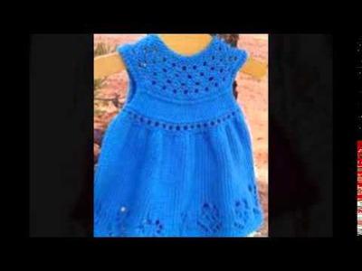 Baby Dress Knitting Patterns
