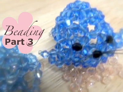 Beading: MeiIris' Sea Lion Tutorial ❀ Part 3 - Body & Tail