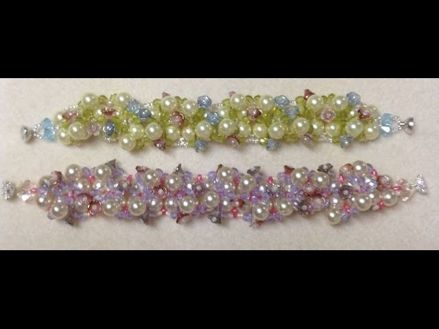 Bouquet Bracelet Bell Flower Version Tutorial