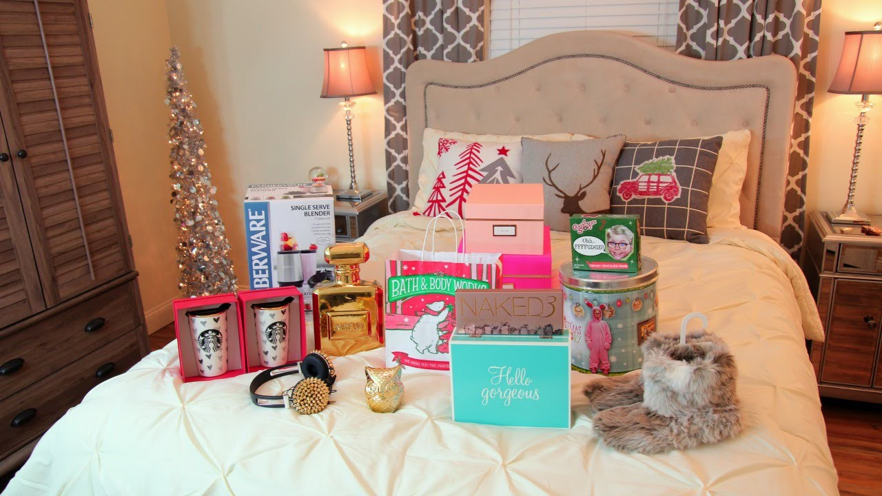 Christmas Gifts Haul + Christmas Gift Ideas