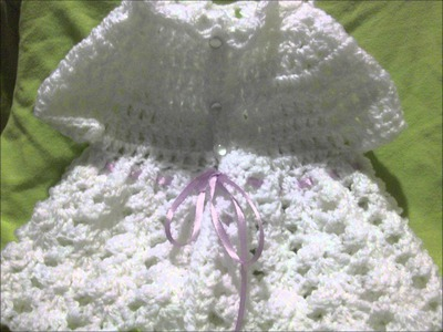 Crochet baby dresses.cover ups