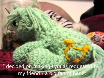 Crochet Lyra Project