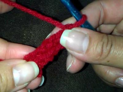 Crocheting A No Chain Foundation