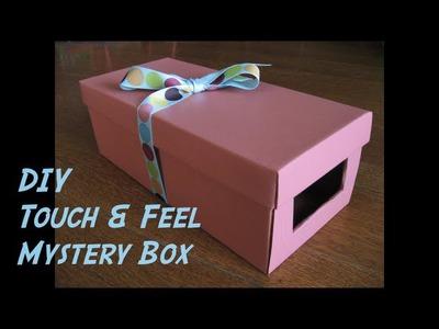 DIY Touch & Feel Mystery Box