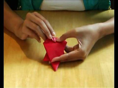 How to fold Origami Girls