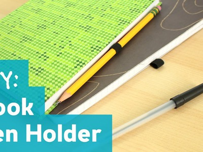 How to Make Loop Pen Holder