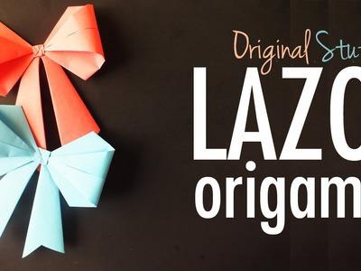 Lazo. Moño [Origami] - Original Stuff