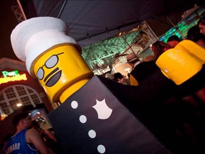LEGO Costumes - Homemade LEGO Minifigure Costumes