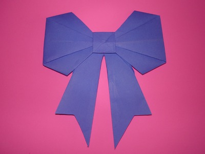Origami - laço