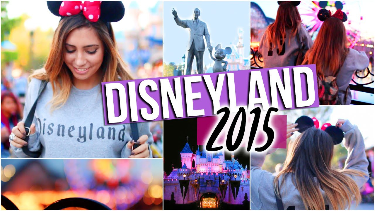 Summer Theme Park: Outfits, Clothing DIY, & Essentials! Disneyland Inspired!