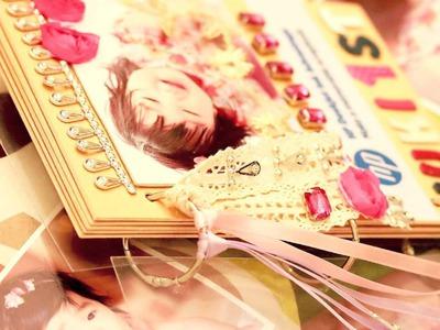 YUKI DIY Photo Scrapbook