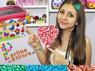 Acquisti 20.000 Perline Hama Beads ♥ Perlinedastirare.it ♥