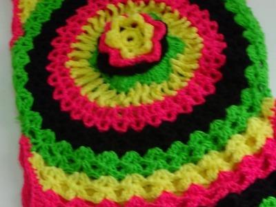 Crochet bolero part - 3