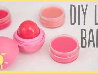 DIY | 5 Minute Lip Balm