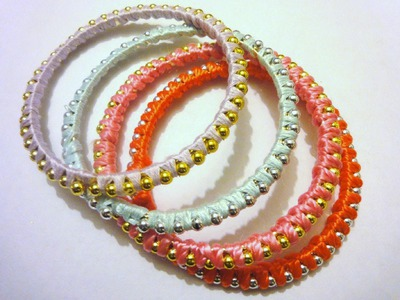 DIY Bracelet How to Make Stackable Bracelet EASY