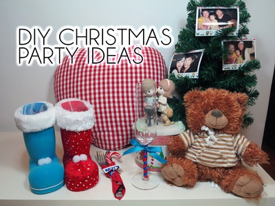 DIY ♥ Christmas Party Ideas